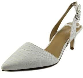 Michael Kors Michael Claudia Sling Back Women US 6.5 White