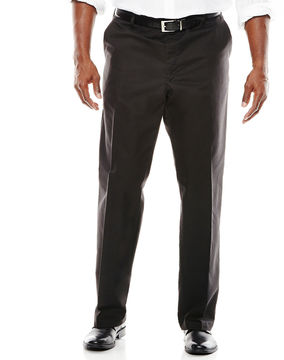 Lee Total Freedom Flat-Front Pants - Big & Tall