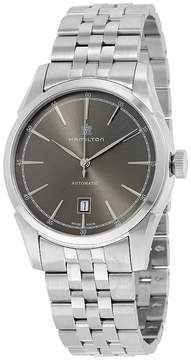 Hamilton Spirit Of Liberty Grey Dial Stainless Steel Men's Watch