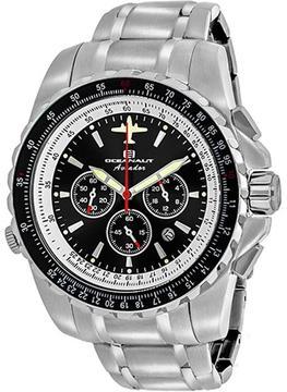 Oceanaut Aviador Pilot OC0111 Men's Stainless Steel Chronograph Watch