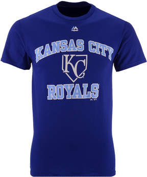 Majestic Men's Kansas City Royals Hit and Run T-Shirt