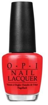 OPI Nail Lacquer Nail Polish, The Thrill Of Brazil.