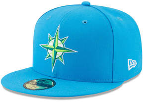 New Era Boys' Seattle Mariners Players Weekend 59FIFTY Fitted Cap