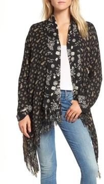 Sole Society Women's Reversible Kimono