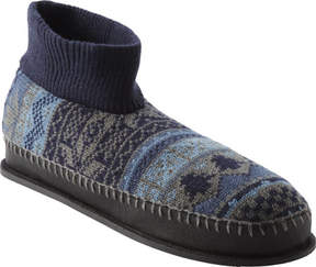 Muk Luks Cullen Retro Nordic Ankle Slipper (Men's)