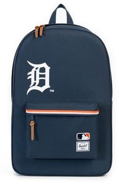 Herschel Men's Heritage Detroit Tigers Backpack - Blue
