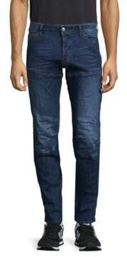 G Star Deconstructed Jeans