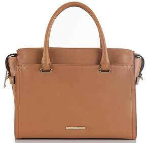Brahmin Thatcher Collection Small Emily Satchel
