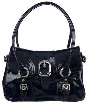 Stuart Weitzman Youngbuck Leather Hand Bag
