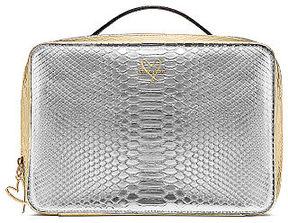 Victoria's Secret Victorias Secret Luxe Python Jetsetter Travel Case