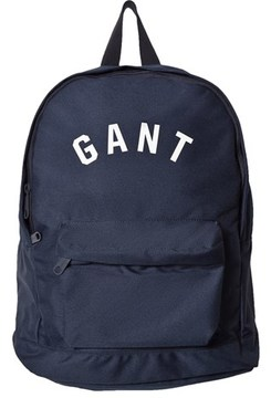 Gant Navy Branded Backpack