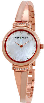 Anne Klein Mother of Pearl Dial Ladies Watch