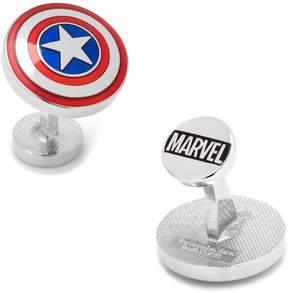 Marvel The Avengers Captain America Shield Cuff Links