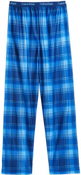 Calvin Klein Printed Pajama Pants, Little Boys (4-7) & Big Boys (8-20)