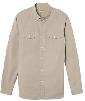Banana Republic Heritage Grant Slim-Fit Chest Pocket Shirt