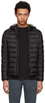 Belstaff Black Down Redenhall Jacket