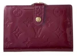 Louis Vuitton Purple Monogram Vernis Leather Viennois Wallet. - PURPLE MULTI - STYLE