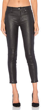 7 For All Mankind Knee Seam Skinny.