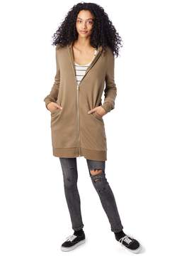 Alternative Apparel Rocky Modal Fleece Robe