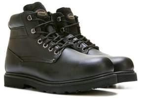 Dr. Scholl's Work Men's Grafton Slip Resistant Steel Toe Medium/Wide Work Boot