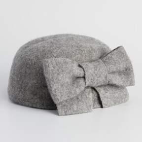 World Market Gray Cloche Hat
