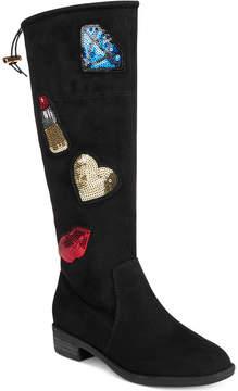 Sam Edelman Pia Patches Boots, Little Girls (11-3) & Big Girls (3.5-7)