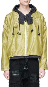 Cottweiler 'Protective' two-in-one hooded jacket