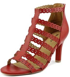 Rialto Roma Open Toe Synthetic Sandals.