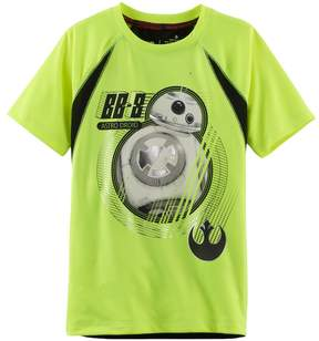 Disney Boys 4-7x Star Wars a Collection for Kohl's BB-8 Metallic Sporty Graphic Tee