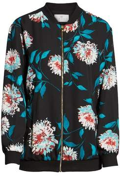 Chaus Blossom Bomber Jacket