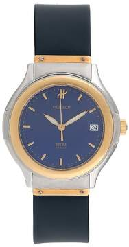 Hublot MDM Depose 1710.2 Two Tone Stainless Steel & 18K Yellow Gold 37mm Mens Watch