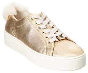 MICHAEL Michael Kors Poppy Leather Sneaker.