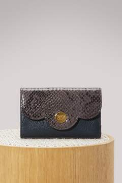 See by Chloe Leather Polina wallet