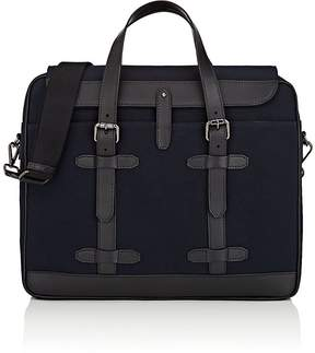 Barneys New York Men's Double-Handle Briefcase