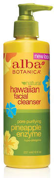 Pineapple Enzyme Facial Cleanser by Alba Botanica (8oz Cleanser)