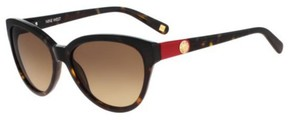 Nine West Sunglasses NW 556 S 206 TORTOISE