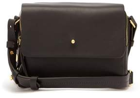 Isabel Marant Tinken Small Leather Cross Body Bag - Womens - Tan