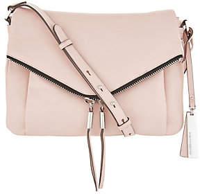 Vince Camuto Leather Crossbody Bag - Alder