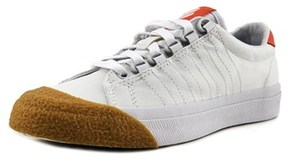 K-Swiss Irvine T Round Toe Canvas Sneakers.
