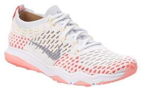 Nike Women's Air Zoom Fearless Flyknit Training Shoe.