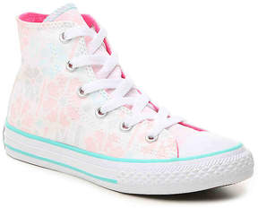 Converse Girls Chuck Taylor All Star Winter Toddler & Youth High