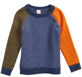 Tucker + Tate Infant Boy's Colorblock Sweater
