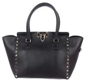 Valentino Rockstud Handle Bag