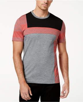 Alfani Men's Colorblocked T-Shirt, Created for Macy's