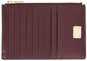 Dolce & Gabbana leather wallet