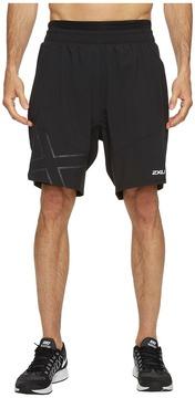 2XU X-CTRL 9 Shorts w/ Compression