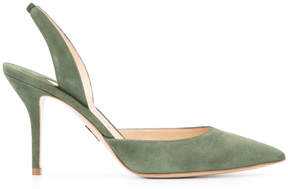 Paul Andrew pointed toe pumps