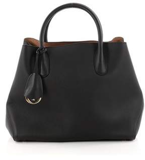 Christian Dior Pre-owned: Open Bar Bag Leather Large.