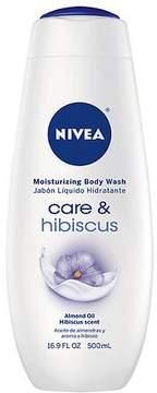Nivea Touch of Serenity Moisturizing Body Wash
