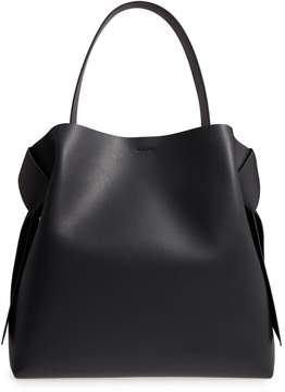 Acne Studios Musubi Leather Maxi Bag